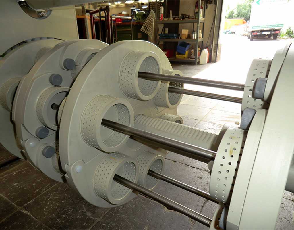 Barrel Aggregates for Electroplating – Linnhoff & Partner