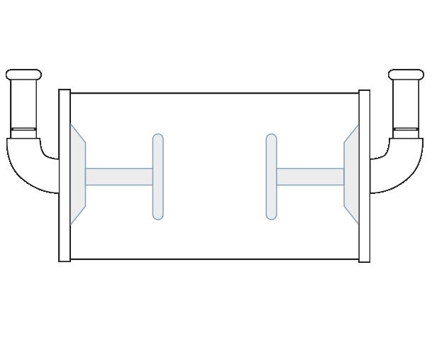 Universalkontaktanschlüsse mit Metallgleitlager